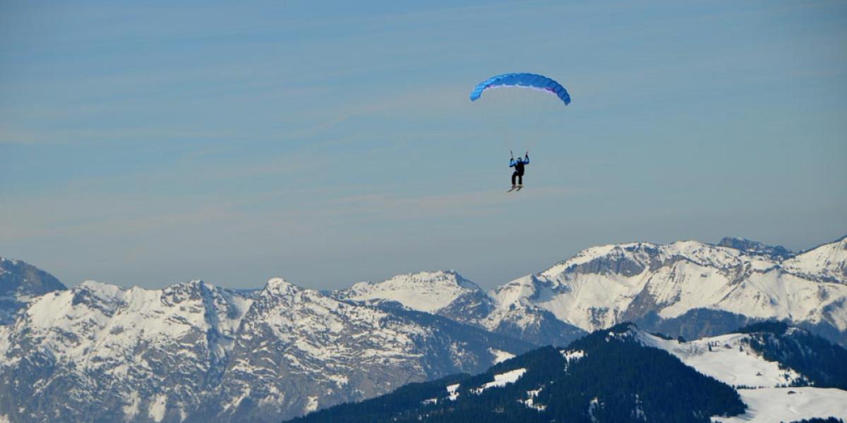 Quelques conseils pour faire du parapente en montagne